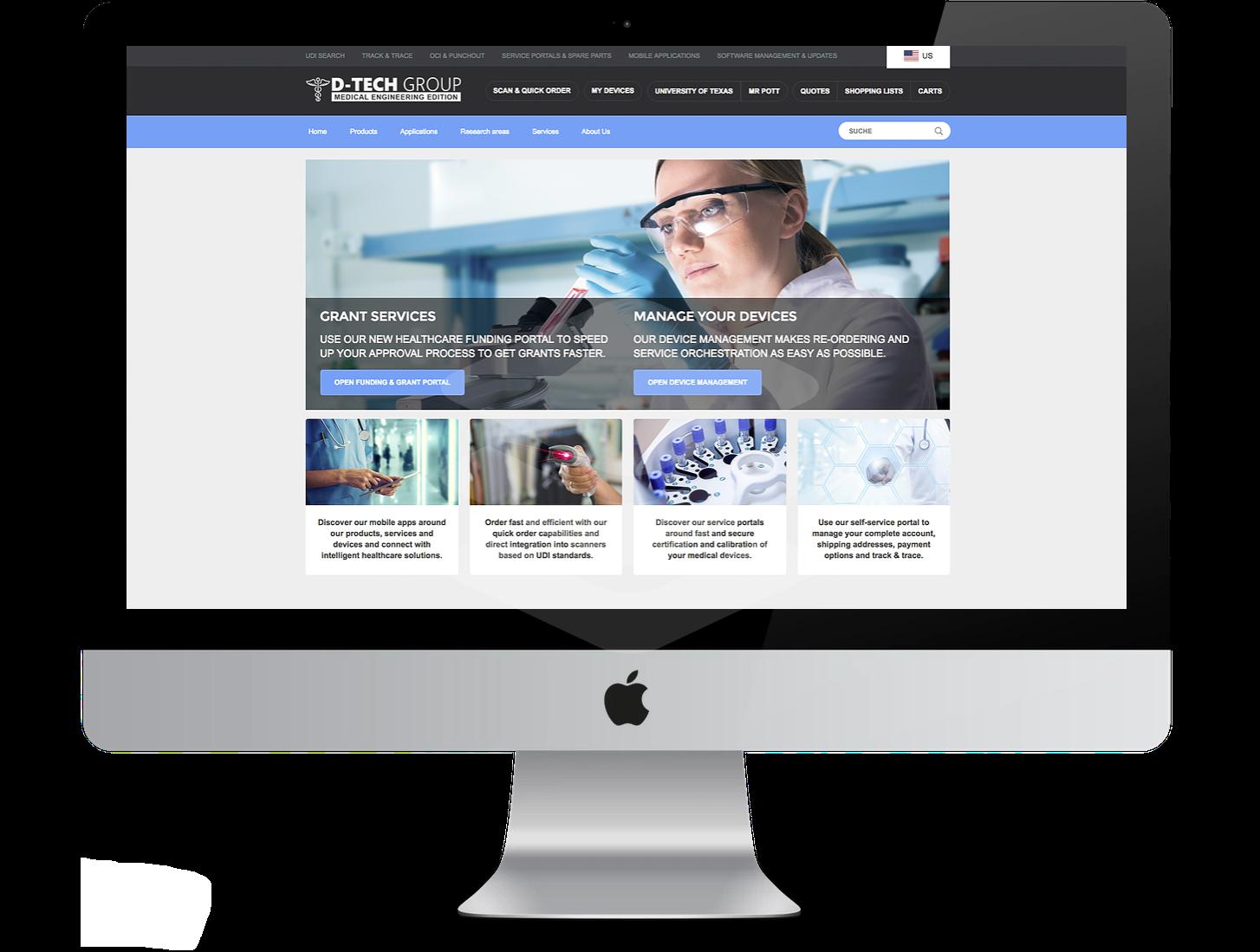 Branchenlösung in der Praxis: IntelliShop_Medial&Science