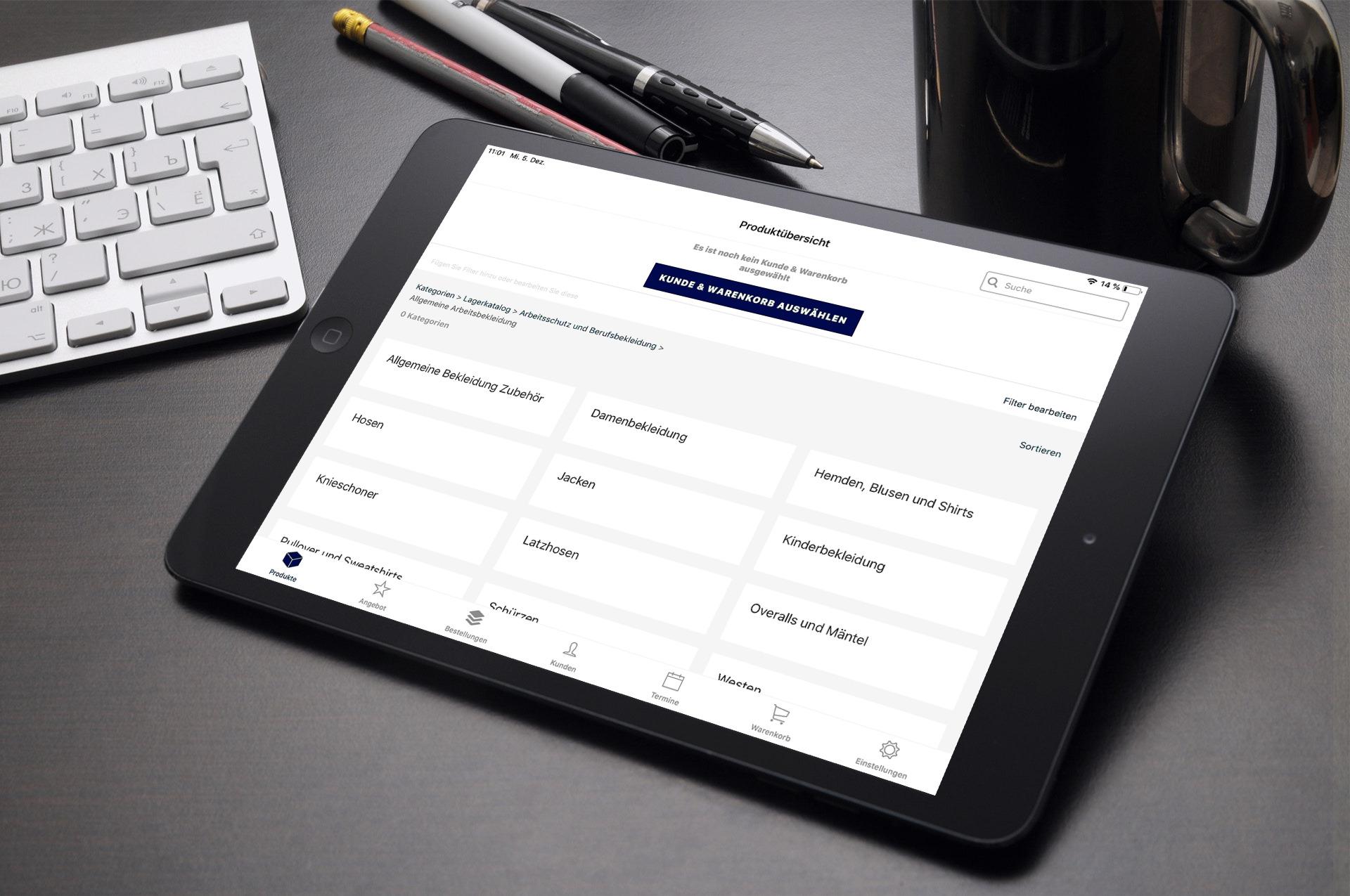 IntelliShop TabletCommerce