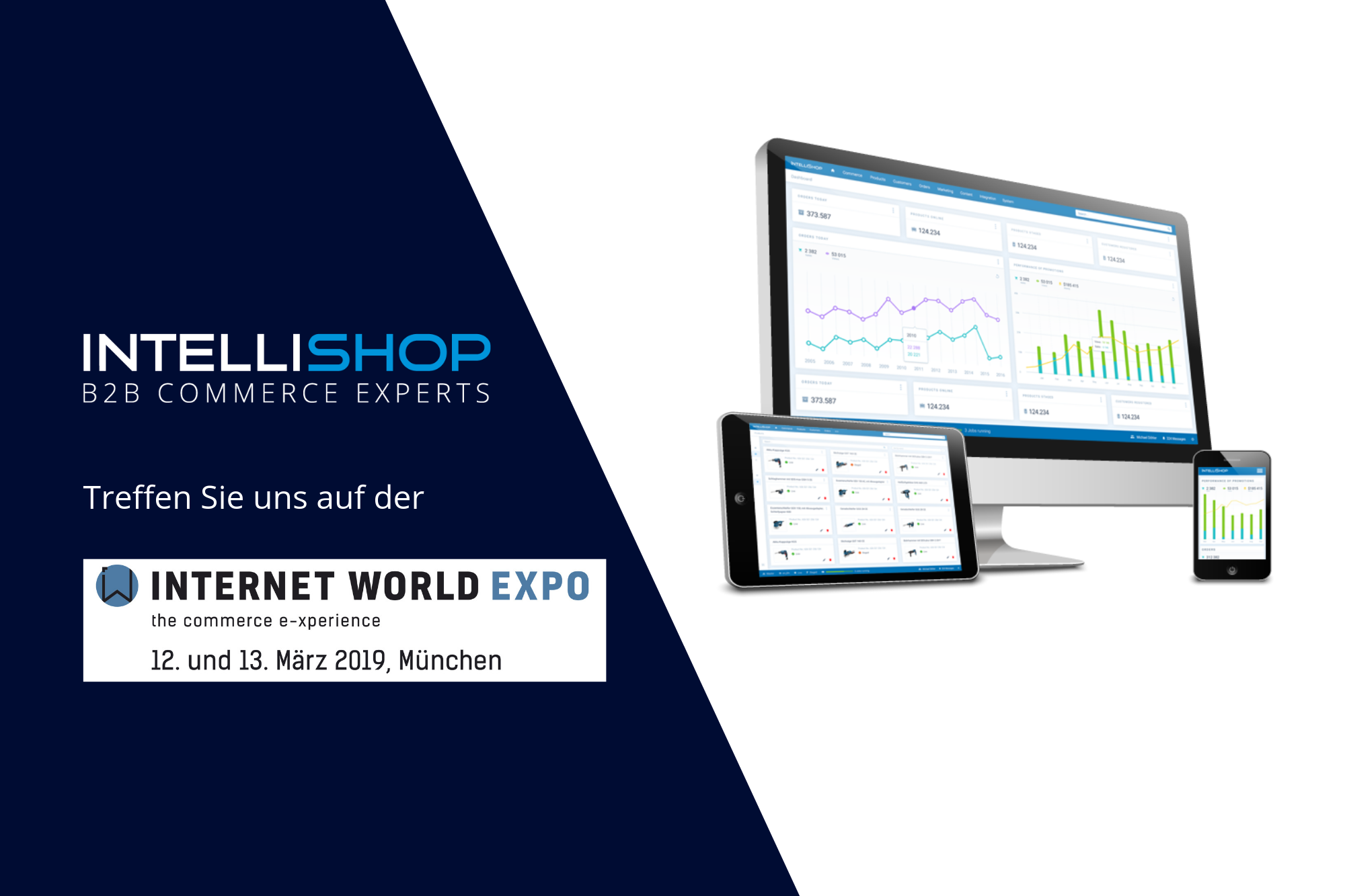 IntelliShop-Messe-Internet World Expo