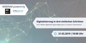 Von Der Vision zur Digitalisierungsstrategie