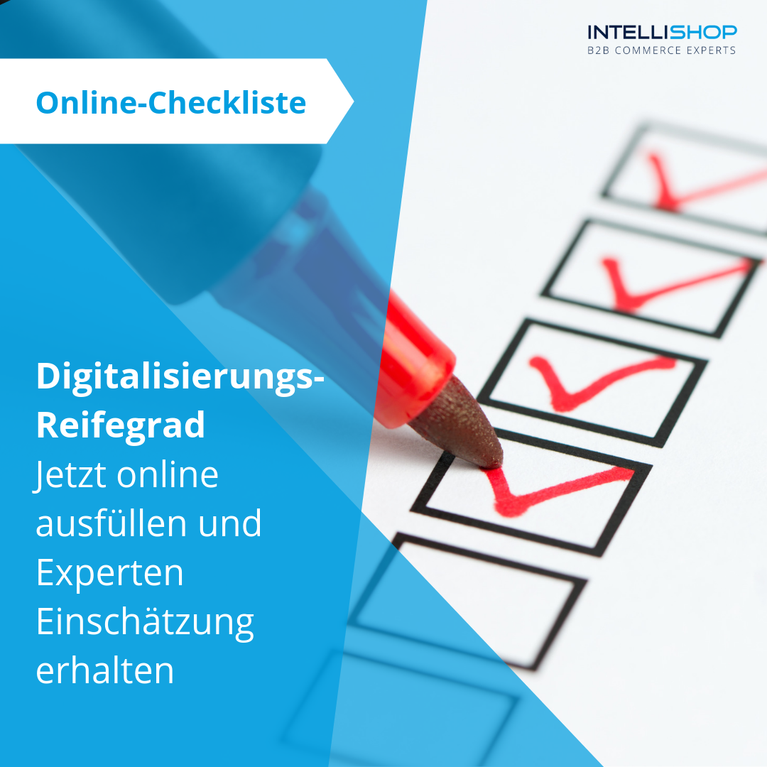 Online-Umfrage Digitalisierungs-Reifegrad