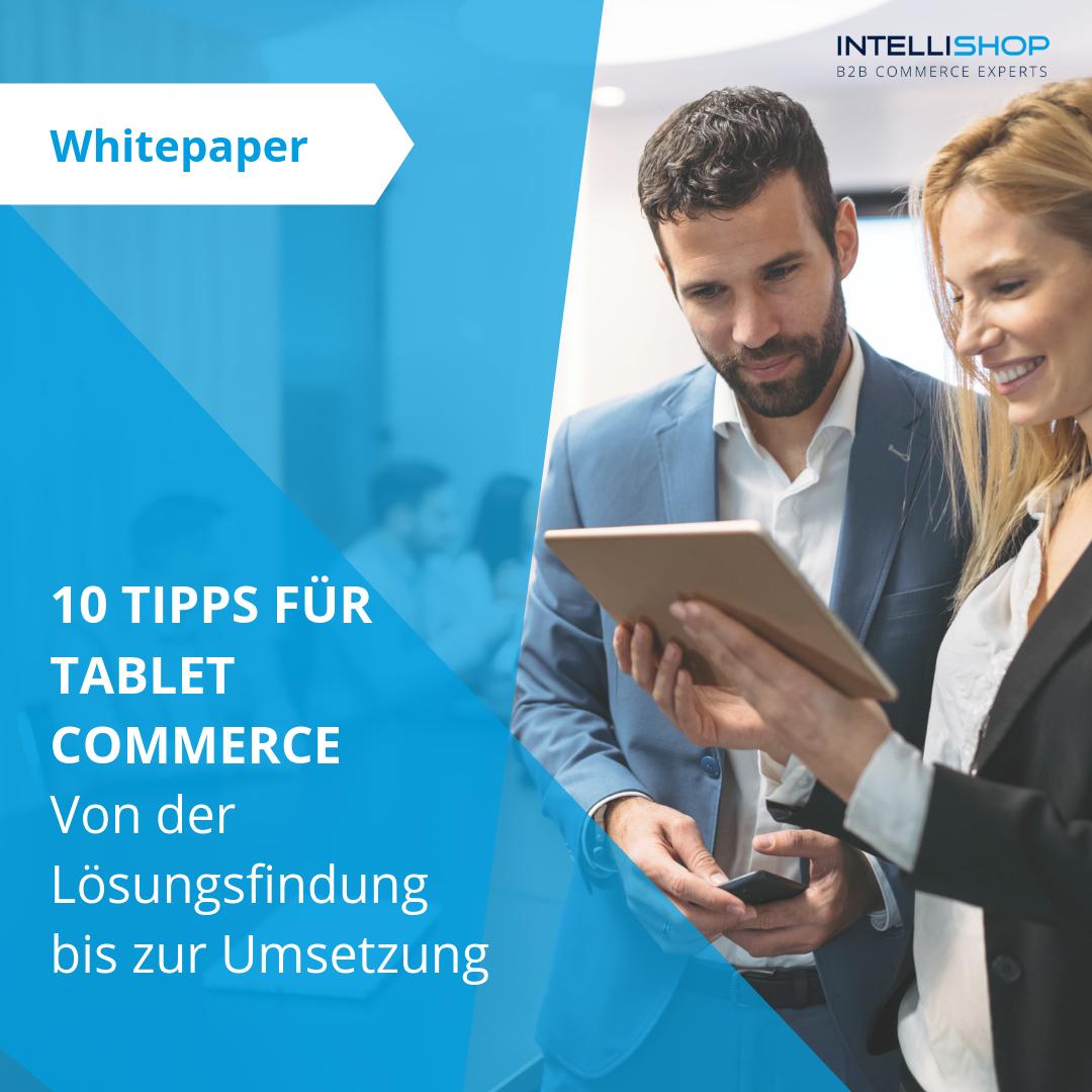 10 Tipps für die Einführung von Tablet-Commerce
