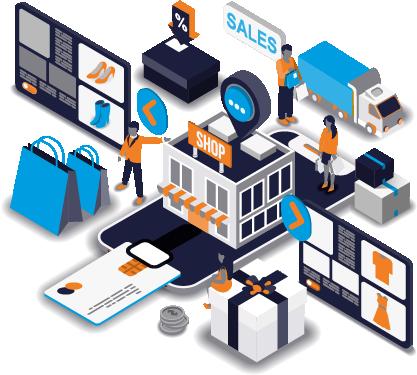 Intellishop E-Commerce Plattform - Produktübersicht
