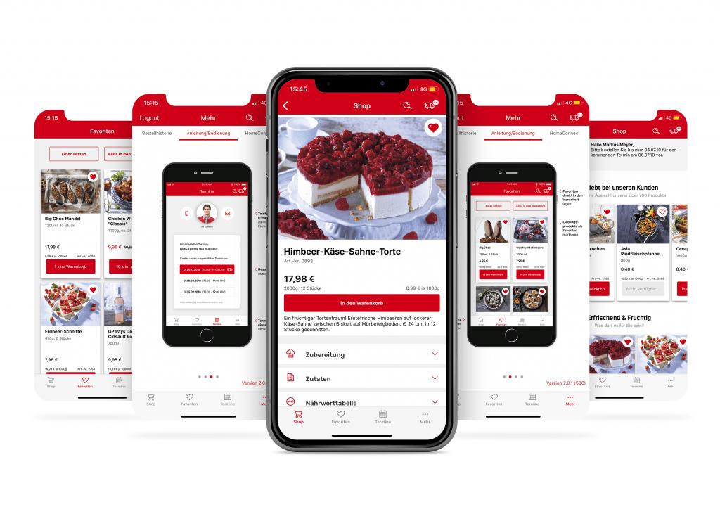 Eismann Lieferservice App
