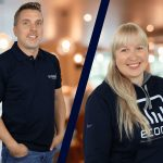 econda GmbH Markus Bückle und Alexandra Bäuerle