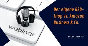 B2B-Shops oder Amazon Business