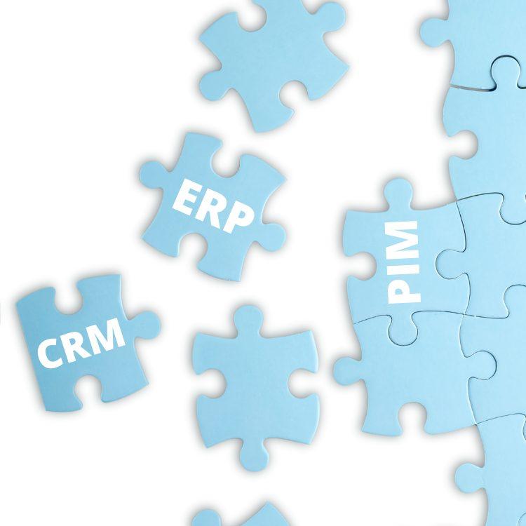 Blogpost Systemintegration ERP, CRM und PIM E-Commerce