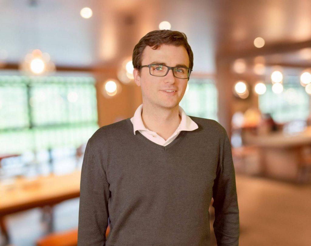 IntelliShop Projektleiter Manuel Metzler