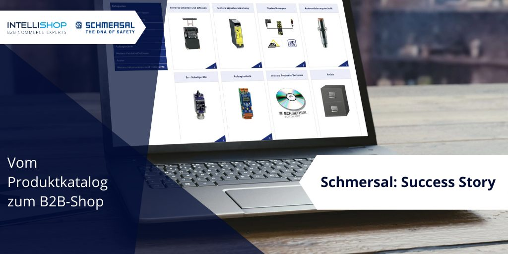 Vom Online-Katalog zum B2B-Shop