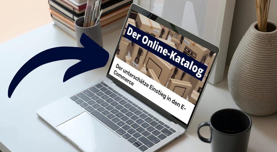 Umsatz durch Digitalisierung mit Online-Katalog
