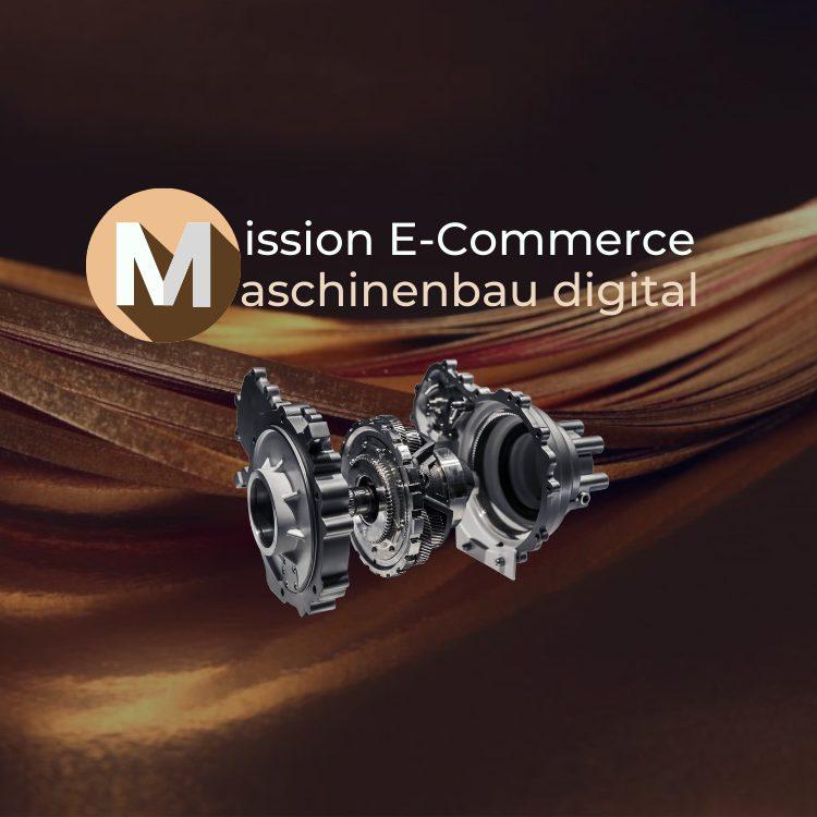 Digitaler Vertrieb Maschinenbau