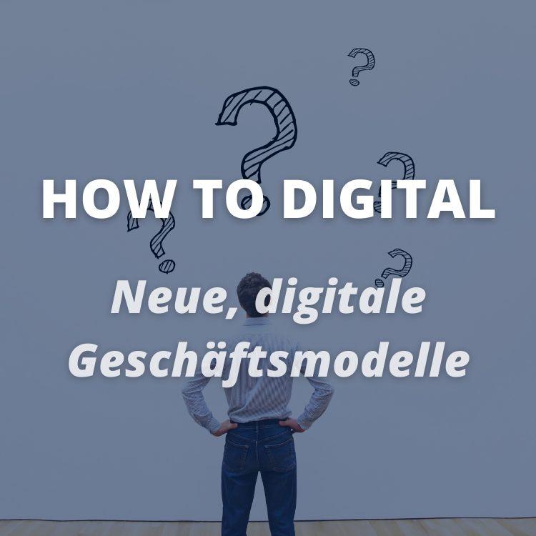 B2B Handel - digitale Geschäftsmodelle