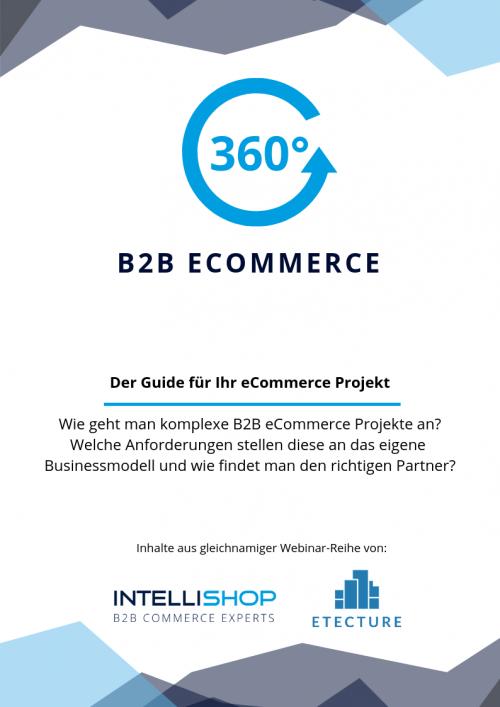 Whitepaper-360Grad B2B eCommerce-Der Guide für erfolgreiche eCommerce Projekte
